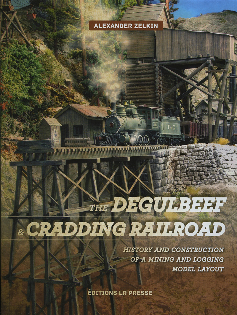 The Degulbeef & Cradding Railroad, Route of the Dinosaurs