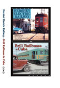 Hershey Electric Railways and Brill Railbuses in Cuba